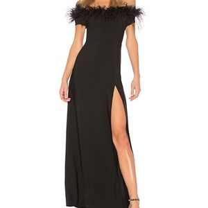 LPA gown 626 from Revolve (fits like XS)